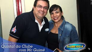 Foto Quintal da Clube com Mc Guimê 135