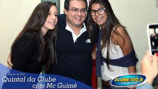 Foto Quintal da Clube com Mc Guimê 137