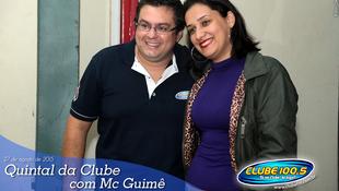 Foto Quintal da Clube com Mc Guimê 138