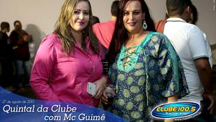 Foto Quintal da Clube com Mc Guimê 141
