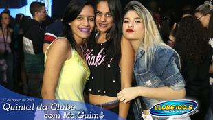 Foto Quintal da Clube com Mc Guimê 143