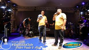 Foto Quintal da Clube com Pedro Paulo & Alex 4