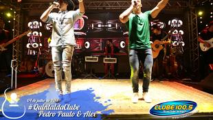 Foto Quintal da Clube com Pedro Paulo & Alex 14