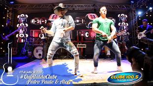 Foto Quintal da Clube com Pedro Paulo & Alex 20
