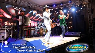 Foto Quintal da Clube com Pedro Paulo & Alex 28