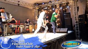 Foto Quintal da Clube com Pedro Paulo & Alex 29