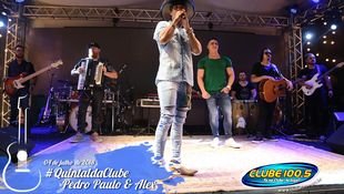 Foto Quintal da Clube com Pedro Paulo & Alex 32