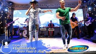 Foto Quintal da Clube com Pedro Paulo & Alex 37