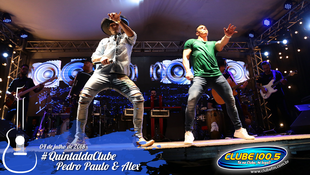 Foto Quintal da Clube com Pedro Paulo & Alex 38
