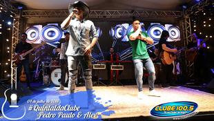 Foto Quintal da Clube com Pedro Paulo & Alex 40