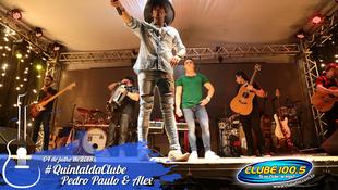 Foto Quintal da Clube com Pedro Paulo & Alex 49