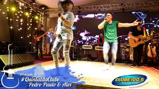 Foto Quintal da Clube com Pedro Paulo & Alex 51