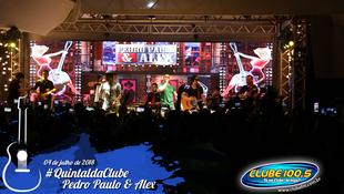 Foto Quintal da Clube com Pedro Paulo & Alex 58