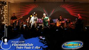 Foto Quintal da Clube com Pedro Paulo & Alex 61