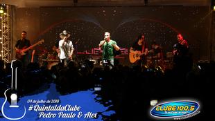 Foto Quintal da Clube com Pedro Paulo & Alex 62