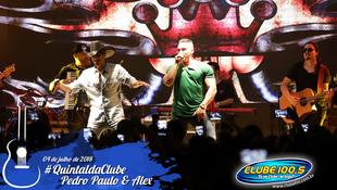 Foto Quintal da Clube com Pedro Paulo & Alex 67