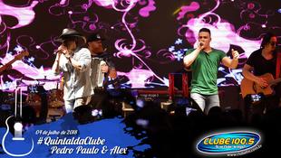 Foto Quintal da Clube com Pedro Paulo & Alex 71
