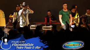 Foto Quintal da Clube com Pedro Paulo & Alex 74