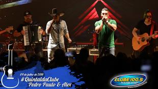 Foto Quintal da Clube com Pedro Paulo & Alex 78