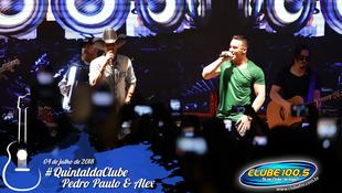 Foto Quintal da Clube com Pedro Paulo & Alex 93