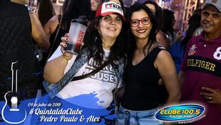 Foto Quintal da Clube com Pedro Paulo & Alex 102