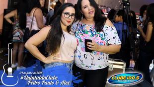 Foto Quintal da Clube com Pedro Paulo & Alex 103