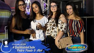 Foto Quintal da Clube com Pedro Paulo & Alex 104