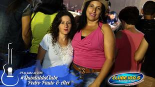 Foto Quintal da Clube com Pedro Paulo & Alex 105