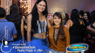 Foto Quintal da Clube com Pedro Paulo & Alex 106