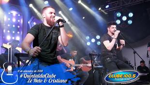 Foto Zé Neto & Cristiano no #QuintaldaClube 1