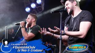 Foto Zé Neto & Cristiano no #QuintaldaClube 4