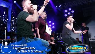 Foto Zé Neto & Cristiano no #QuintaldaClube 10