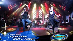Foto Zé Neto & Cristiano no #QuintaldaClube 14