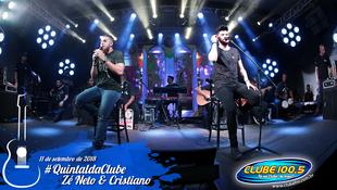 Foto Zé Neto & Cristiano no #QuintaldaClube 16