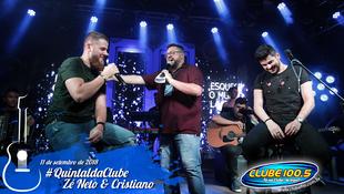 Foto Zé Neto & Cristiano no #QuintaldaClube 20