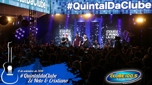 Foto Zé Neto & Cristiano no #QuintaldaClube 32