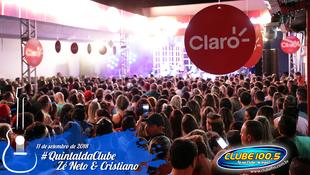 Foto Zé Neto & Cristiano no #QuintaldaClube 34