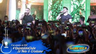 Foto Zé Neto & Cristiano no #QuintaldaClube 39