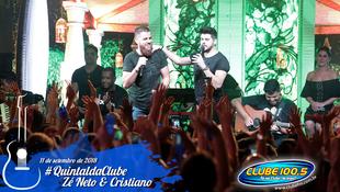 Foto Zé Neto & Cristiano no #QuintaldaClube 41