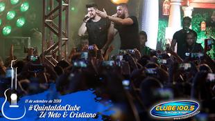 Foto Zé Neto & Cristiano no #QuintaldaClube 44