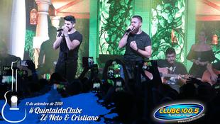 Foto Zé Neto & Cristiano no #QuintaldaClube 45