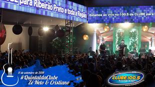 Foto Zé Neto & Cristiano no #QuintaldaClube 48