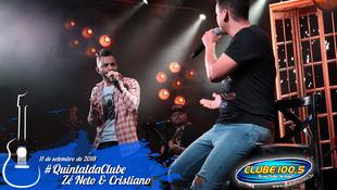 Foto Zé Neto & Cristiano no #QuintaldaClube 64