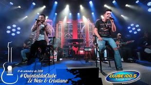 Foto Zé Neto & Cristiano no #QuintaldaClube 67