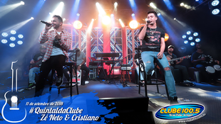 Foto Zé Neto & Cristiano no #QuintaldaClube 73