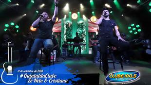 Foto Zé Neto & Cristiano no #QuintaldaClube 77