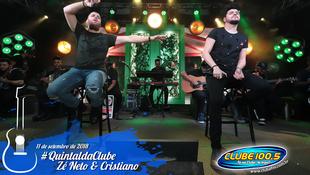 Foto Zé Neto & Cristiano no #QuintaldaClube 79