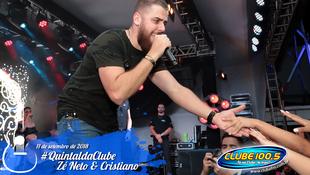 Foto Zé Neto & Cristiano no #QuintaldaClube 82