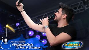 Foto Zé Neto & Cristiano no #QuintaldaClube 87