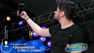 Foto Zé Neto & Cristiano no #QuintaldaClube 89